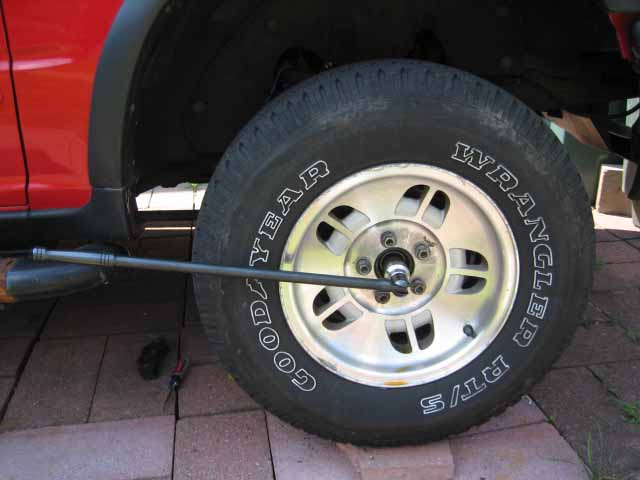 How To Replace A Bearing On Ford Explorer 1995 And 2004